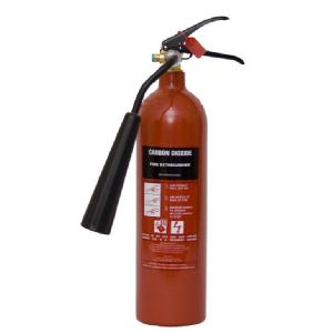 2kg CO2 Refurbished Fire Extinguisher Image