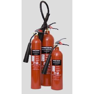 5kg CO2 Refurbished Fire Extinguisher Image